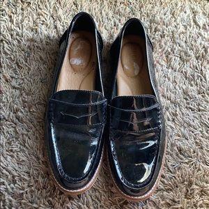 Black Sperry Loafer